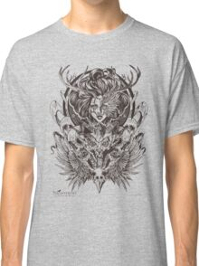 The Night Goddess Classic T-Shirt