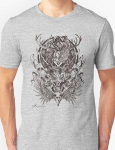 The Night Goddess Unisex T-Shirt
