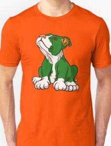 Irish American Bull Terrier Pup T-Shirt