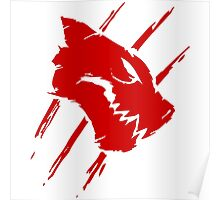 White Fang Poster  Poster