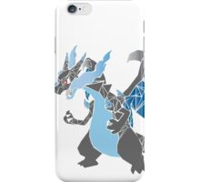 Pokemon  Charizard Mega evolution X iPhone Case/Skin