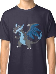 Pokemon  Charizard Mega evolution X Classic T-Shirt