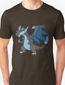 Pokemon  Charizard Mega evolution X Unisex T-Shirt