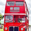 88 Bus: Shepherd's Bush via Thirlmere by George Petrovsky