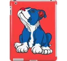 American Pit Bull Puppy  iPad Case/Skin