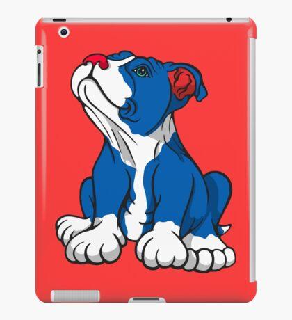 American Pit Bull Puppy  iPad Case/Skin