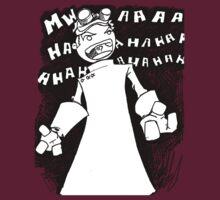 Doctor Horrible - Non Transparent Evil Laugh by BasiliskOnline