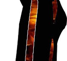 Guilty Priest (Silhouette)  by ProjectMayhem