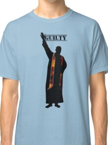 Guilty Priest (Silhouette)  Classic T-Shirt