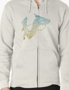 Spirited Away - Always with me Zipped Hoodie