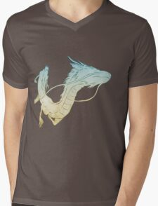 Spirited Away - Always with me Mens V-Neck T-Shirt