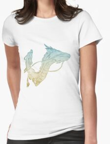 Spirited Away - Always with me Womens Fitted T-Shirt