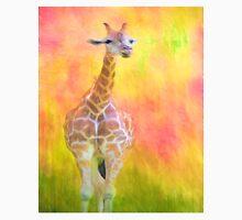 Tall Giraffe Loveliness  Unisex T-Shirt