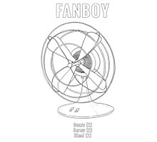 Fanboy Photographic Print