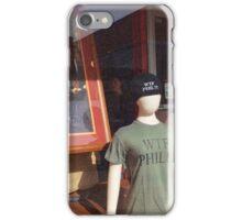 WTF Phil iPhone Case/Skin