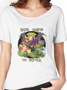 Natewantstobattle Women's Relaxed Fit T-Shirt