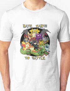 Natewantstobattle Unisex T-Shirt