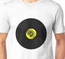 Ode To The Record Man Unisex T-Shirt