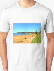Penguin Beach Unisex T-Shirt