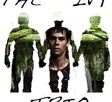 The Maze Runner- Ivy Trio by Gladersunite