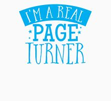 I'm a real page turner T-Shirt