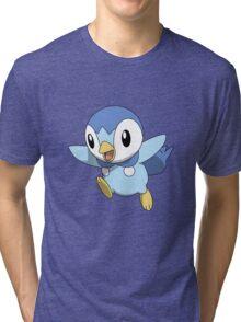 piplup pokemon Tri-blend T-Shirt