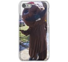 Punxsy mascot iPhone Case/Skin