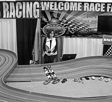 Welcome Race Fans by Chet  King