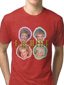 The Golden Girls--The OGG Tri-blend T-Shirt