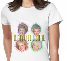 The Golden Girls--The OGG Womens Fitted T-Shirt