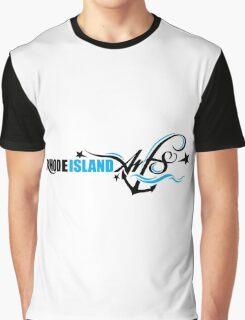 Rhode Island Arts (Logo) Graphic T-Shirt