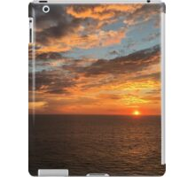 Atlantic Sunset iPad Case/Skin