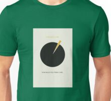 Indifferent Pie Chart Unisex T-Shirt