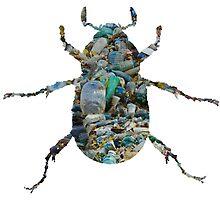 Trash Beetle (White) by ProjectMayhem