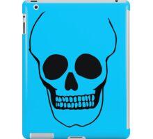 Naked Skull iPad Case/Skin