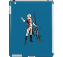 Figure Anime Otaku iPad Case/Skin