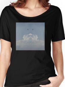 Sky High Women's Relaxed Fit T-Shirt
