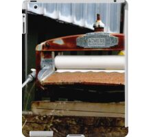 The Old Washer Ringer iPad Case/Skin