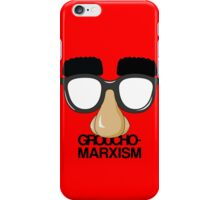 Groucho Marxism iPhone Case/Skin