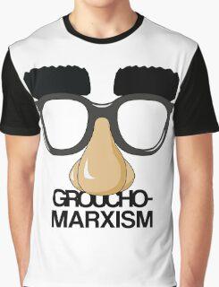 Groucho Marxism Graphic T-Shirt