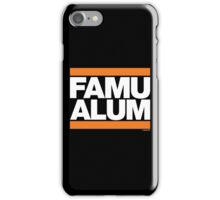 FAMU Alum Collection by Graphic Snob® iPhone Case/Skin