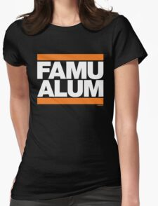 FAMU Alum Collection by Graphic Snob® Womens Fitted T-Shirt