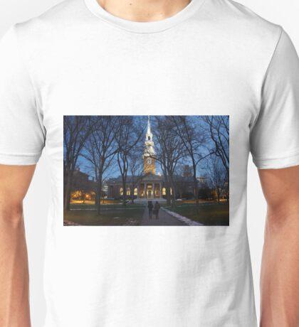 Harvard Memorial Church  Unisex T-Shirt