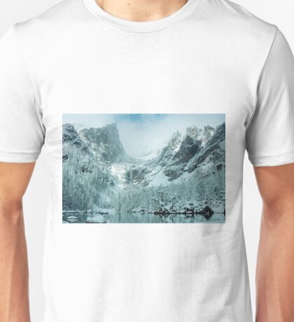 A Dream at Dream Lake Unisex T-Shirt