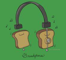 Breadphone Baby Tee