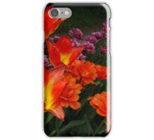 Spring kickers iPhone Case/Skin