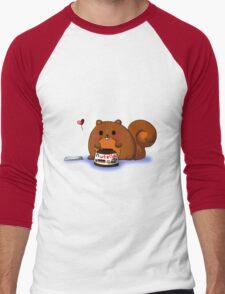 Nutella Crave Men's Baseball ¾ T-Shirt