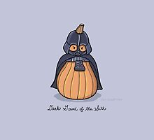 Dark Gourd of the Sith by Emily Schwartzman