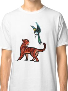 Tiger and Magpie Classic T-Shirt