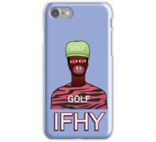 IFHY / Tyler the Creator iPhone Case/Skin